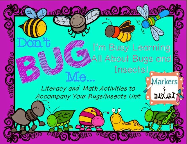 https://www.teacherspayteachers.com/Product/Dont-BUG-Me-A-Buggin-Unit-of-Literacy-and-Math-Activities-1784718