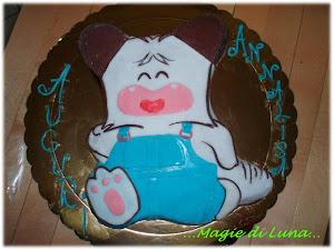 Torta Hello Spank
