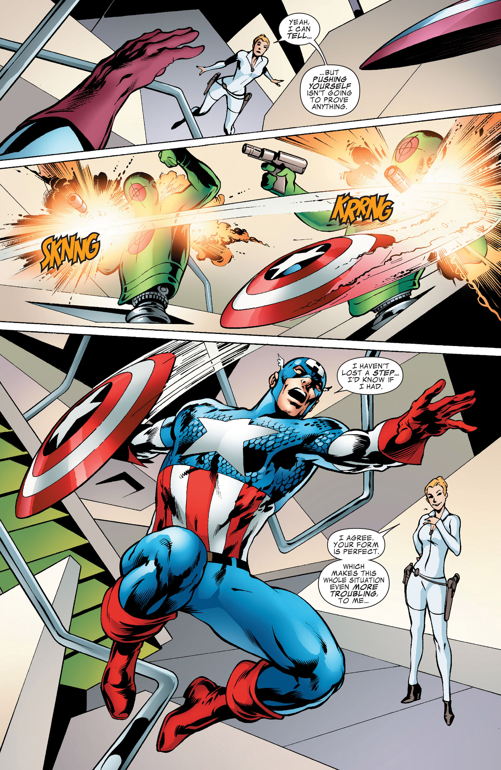 Captain America (2011) Issue #7 #7 - English 12