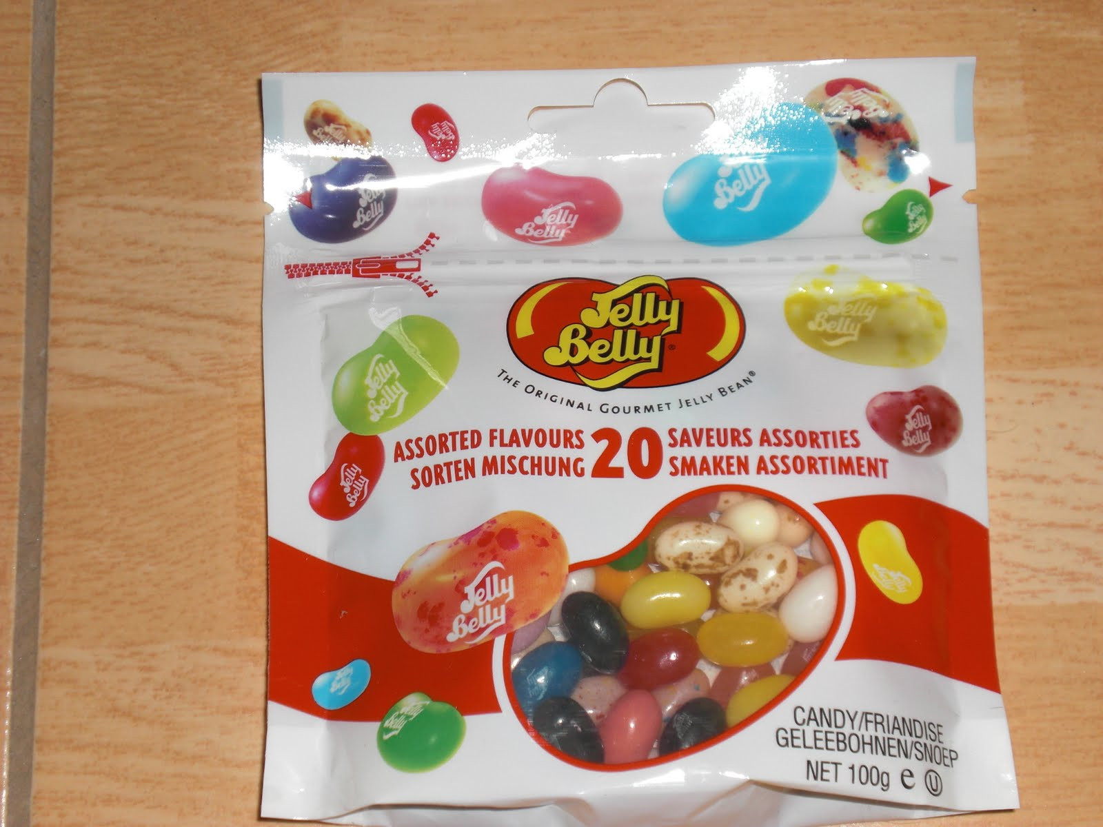 kati 39 s testworld jelly belly beans. Black Bedroom Furniture Sets. Home Design Ideas
