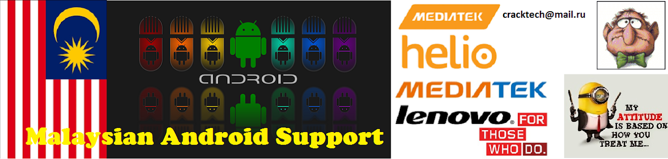 MALAYSIAN ANDROID SUPPORT INITIATIVES