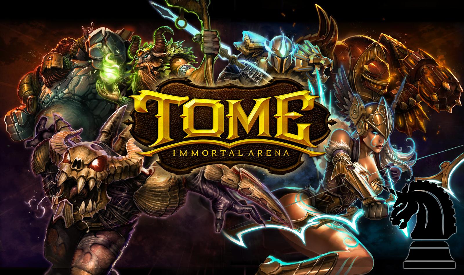 [Первые впечатления] TOME: Immortal Arena