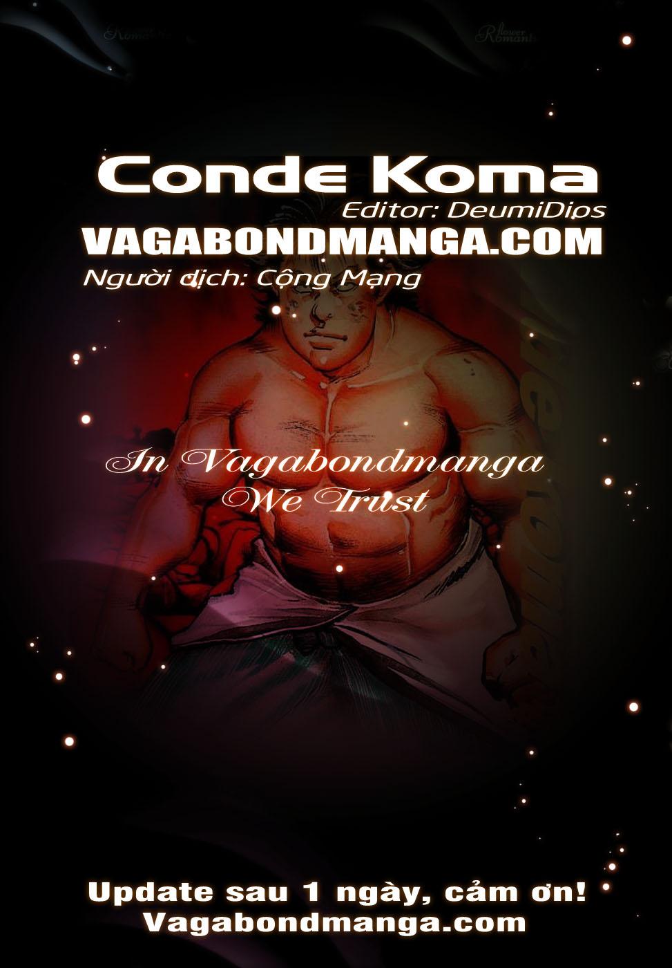 Conde Koma Chap 79 - Next Chap 80