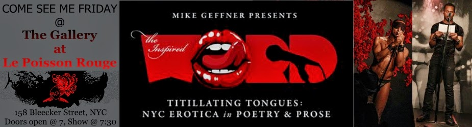 Titillating Tongues this Friday