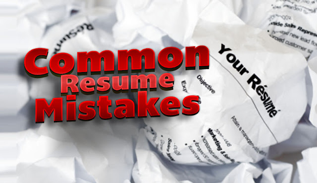8 Resume Mistakes To Avoid