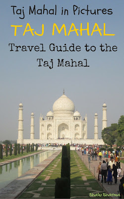 TAJ MAHAL: Taj Mahal in Pictures: Travel Guide to the Taj Mahal