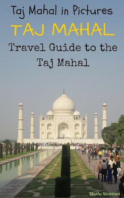 TAJ MAHAL: Taj Mahal in Pictures: Travel Guide to the Taj Mahal
