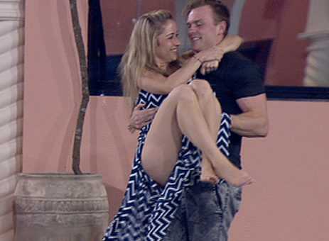 BBAU Cat and Lawson Showmance 2014