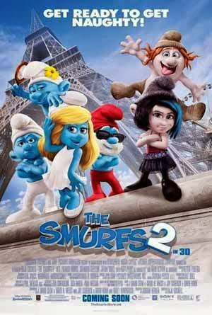 The Smurfs 2 (2013) HQ cupux-movie.com