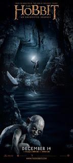 the hobbit gollum new banner poster