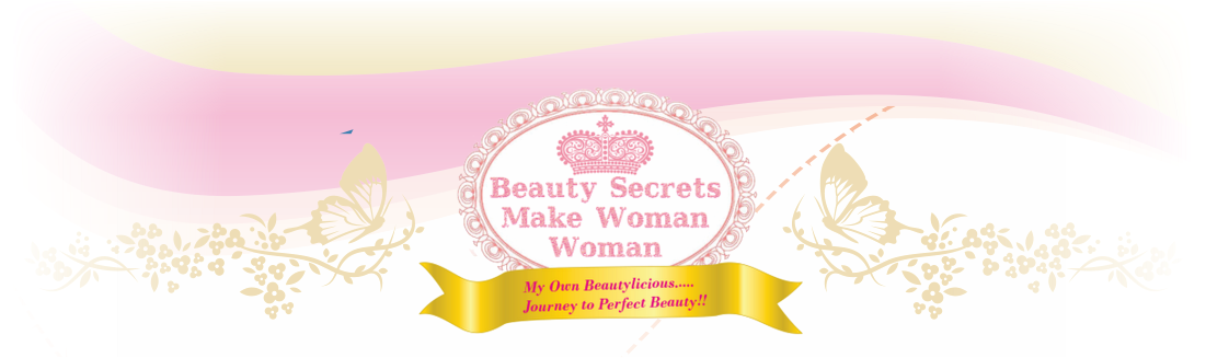 Beauty Secrets Make Woman Woman