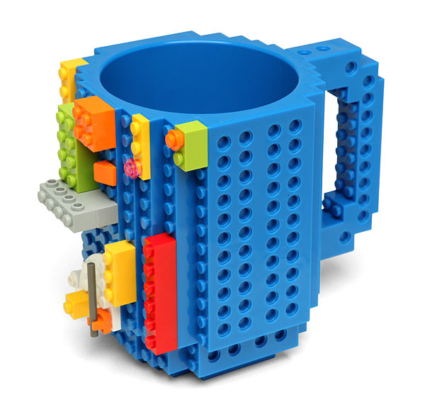 12 Designs de canecas super criativos, lego 1