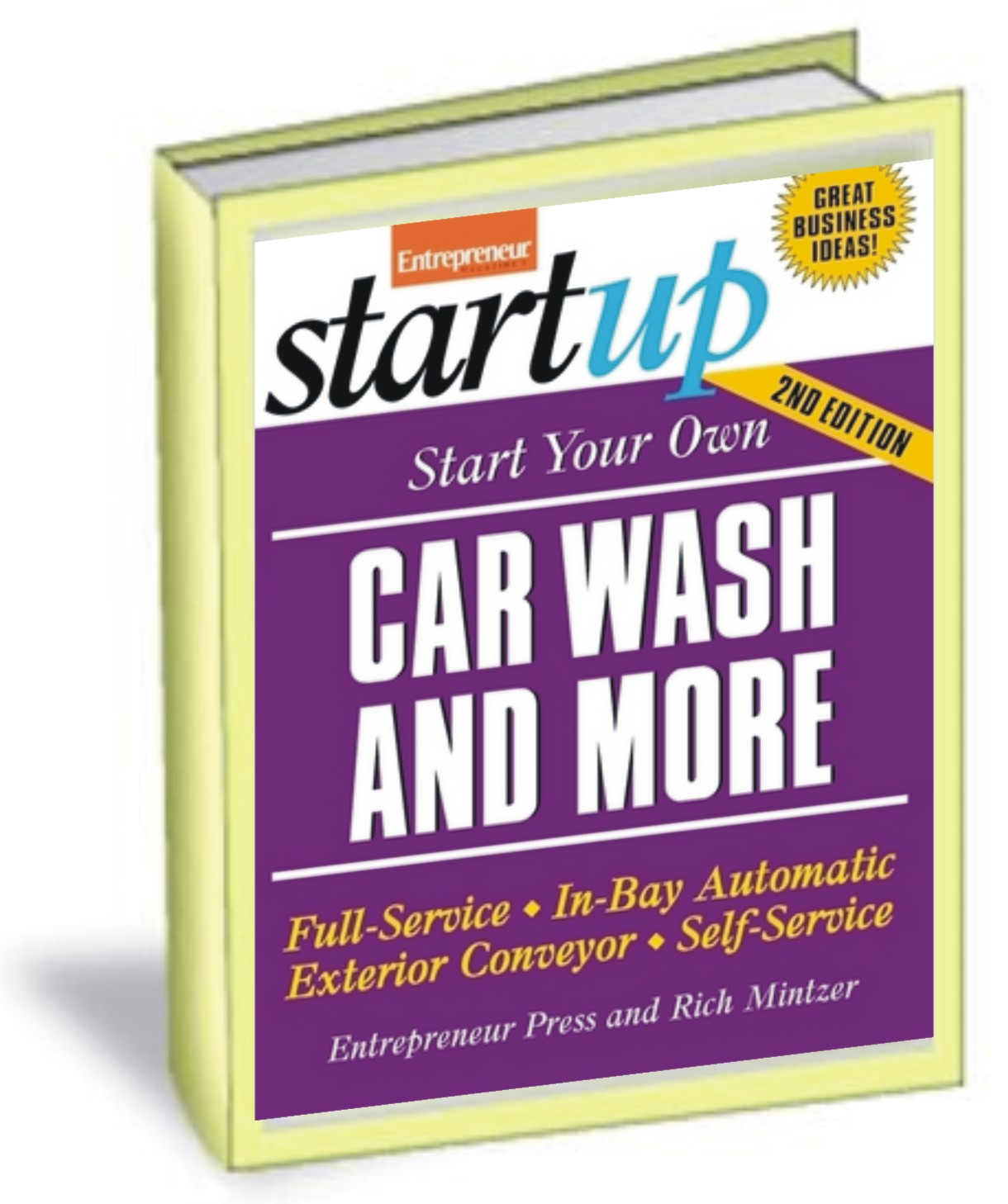 START YOUR OWN CAR WASHING AND DETAILING BUSINESS