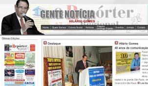 Site Gente Notícia
