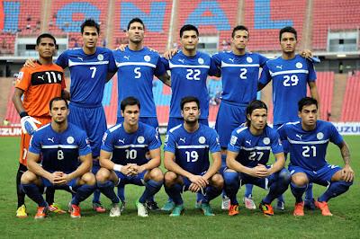 Philippine Azkals 2012 Squad Members