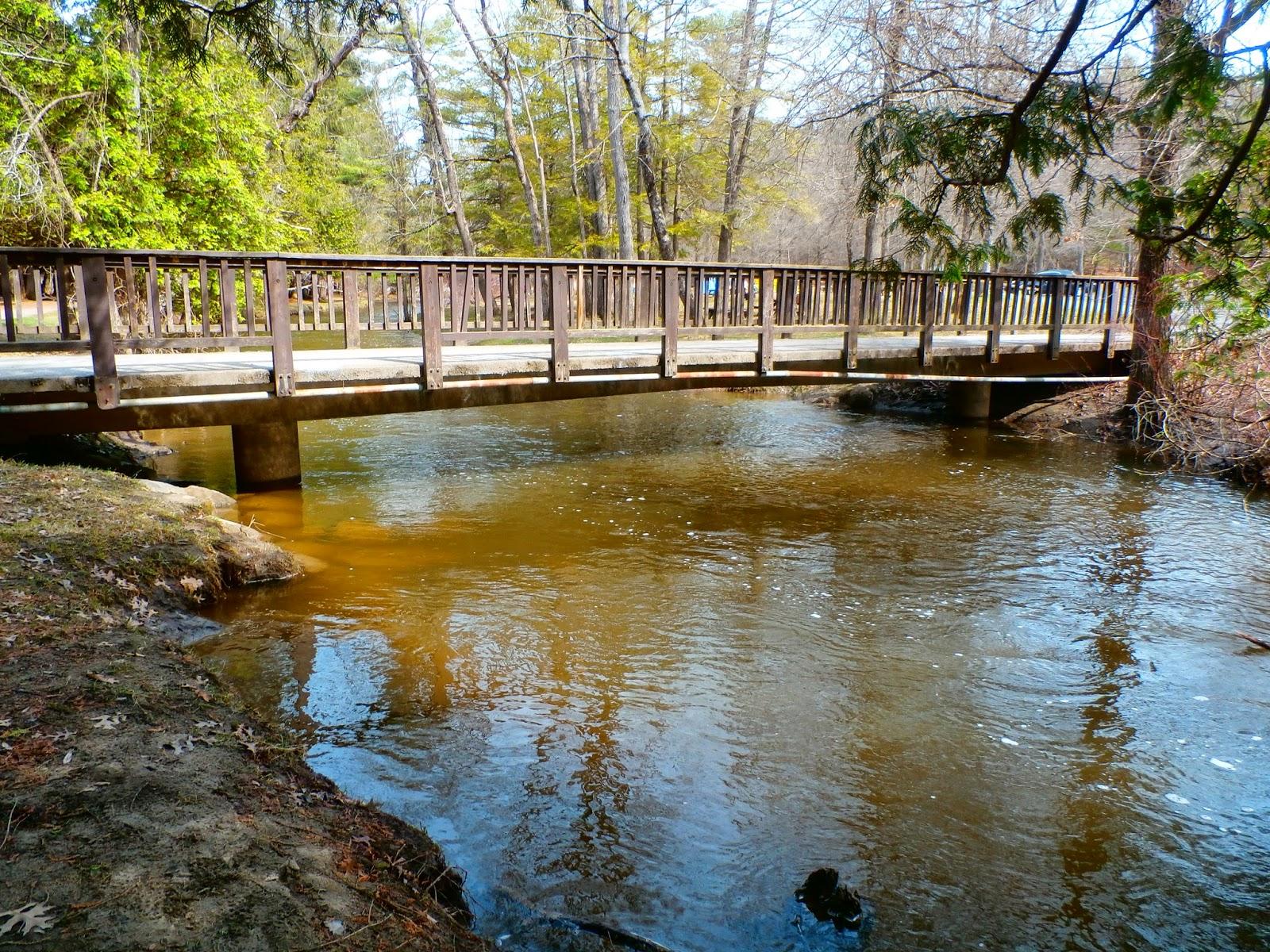 Saratoga Spa State Park Playground