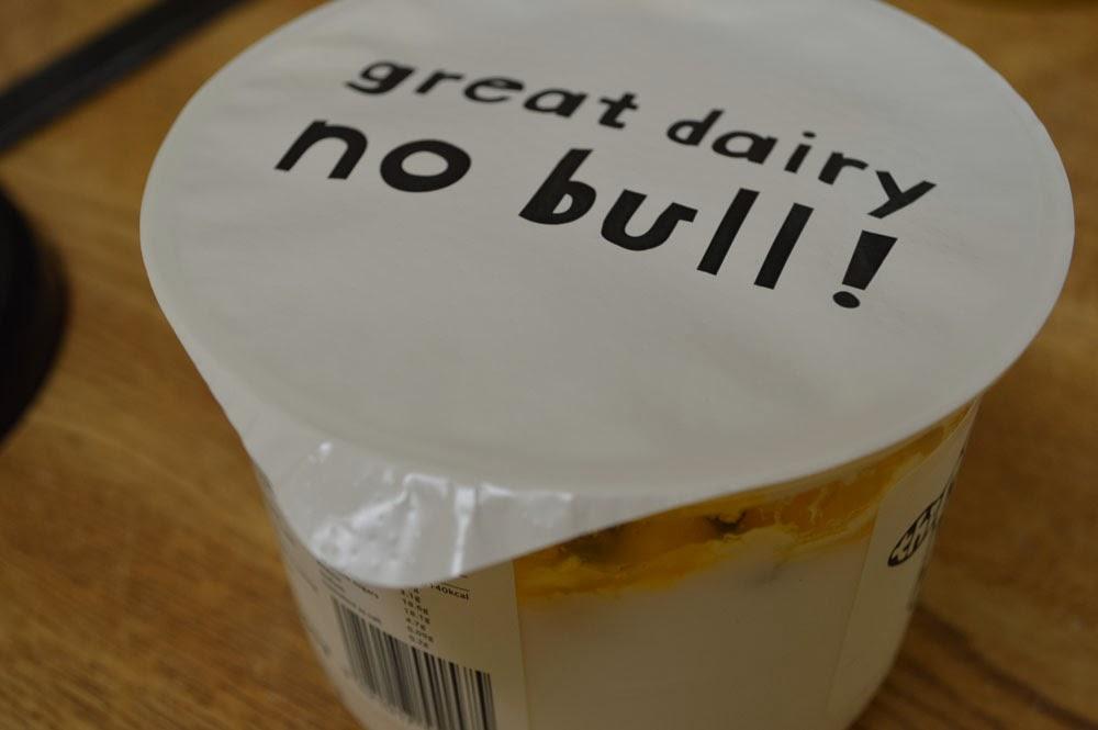 Dairy collective yoghurt