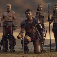 "Spartacus - War of the Damned, Episodio 3x09 - ""The Dead and the Dying"" (Los muertos y los moribundos)"