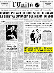 UNITA' 20 MAGGIO 1974