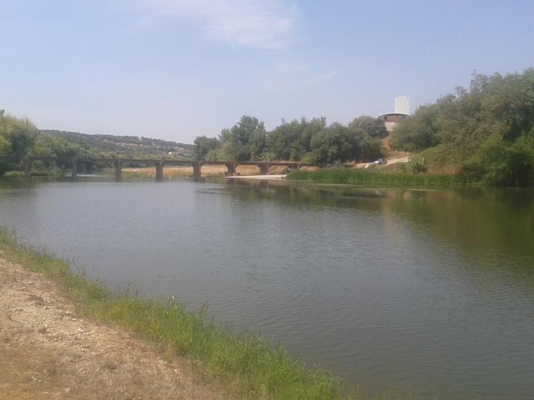 Zona Fluvial de Mora