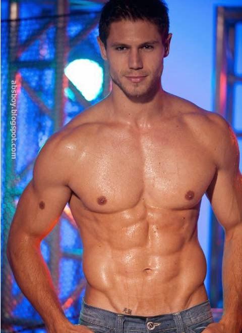 jonas sulzbach shirtless