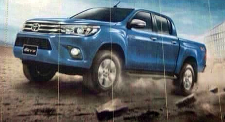 Spied 2015 toyota hilux inside and out new car reviews share the knownledge