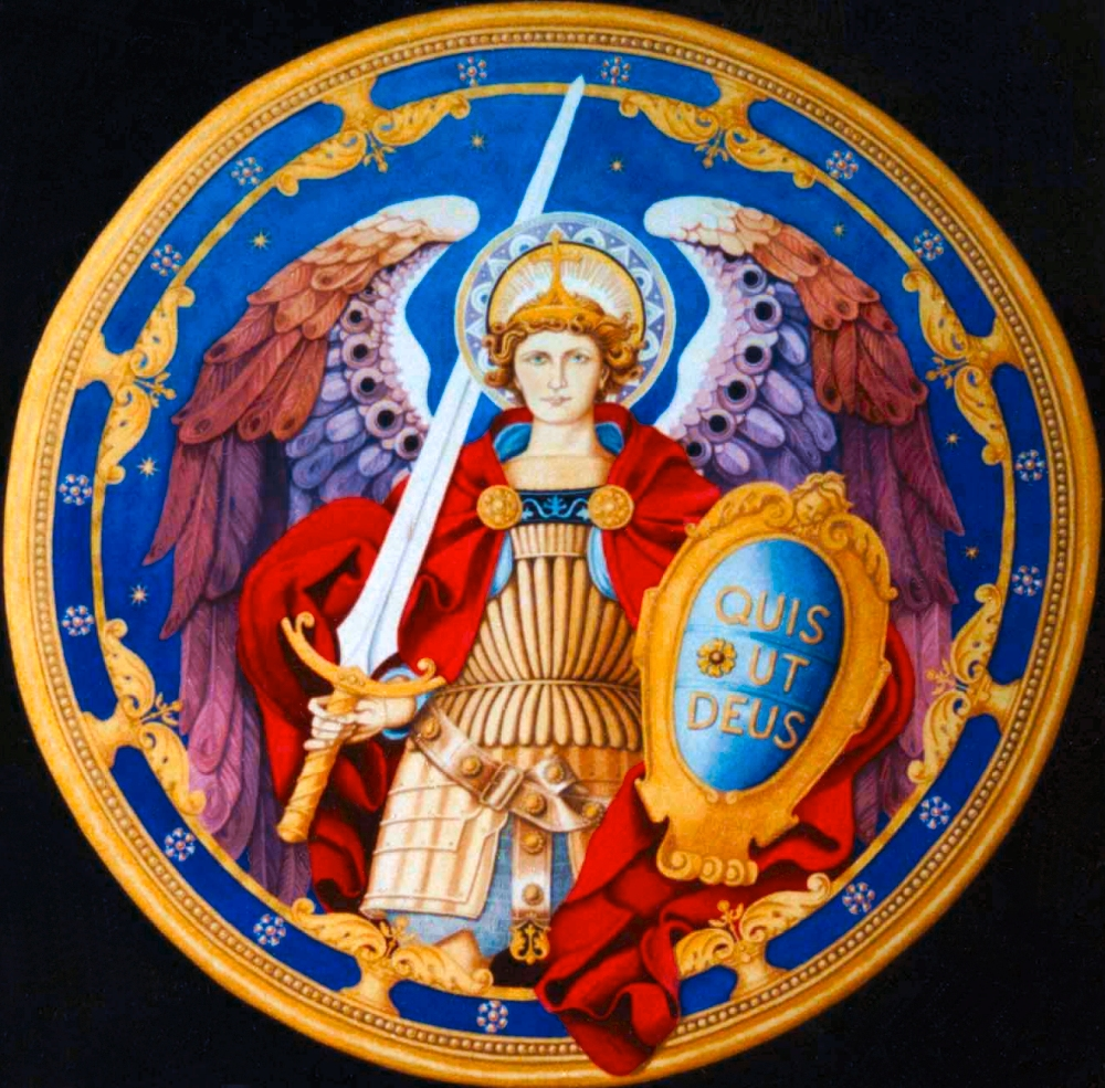 Feast of the Archangels Michael, Gabriel and Raphael, Messengers of ...