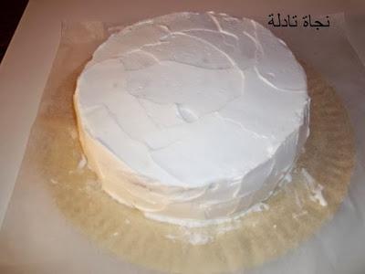 torta 99 طورطة بالشكلاط للمناسبات السعيدة