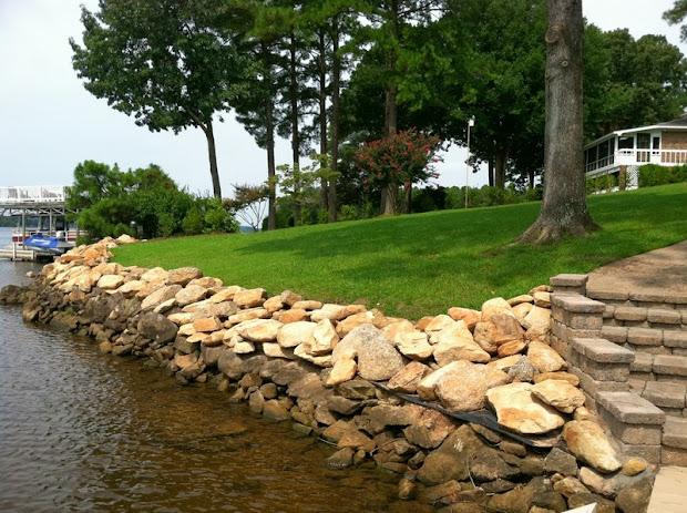 ben's creek landscaping hardscape