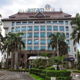 Lowongan Kerja PT ANTAM (Persero) Tbk (ANTAM)