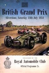 GP del Reino Unido 1951