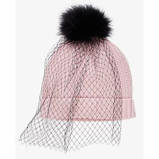 Kate Spade Veil Hat