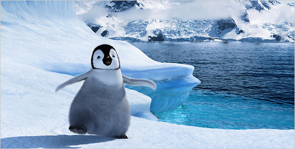 Anak Pinguin Kutub