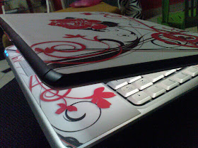my sweet laptop ^_^