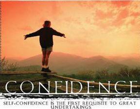 Self-Confidence Leader