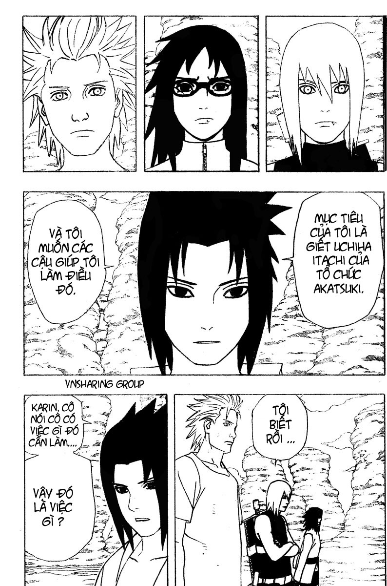 Naruto chap 352 Trang 10 - Mangak.info