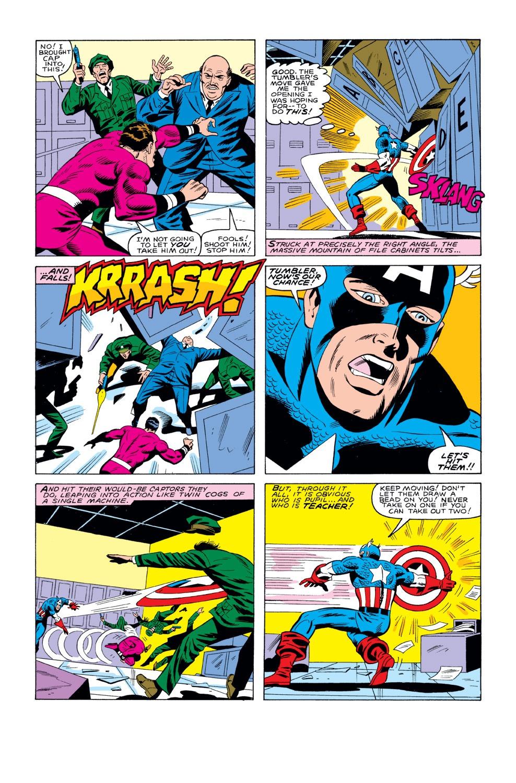 Captain America (1968) Issue #291 #207 - English 19