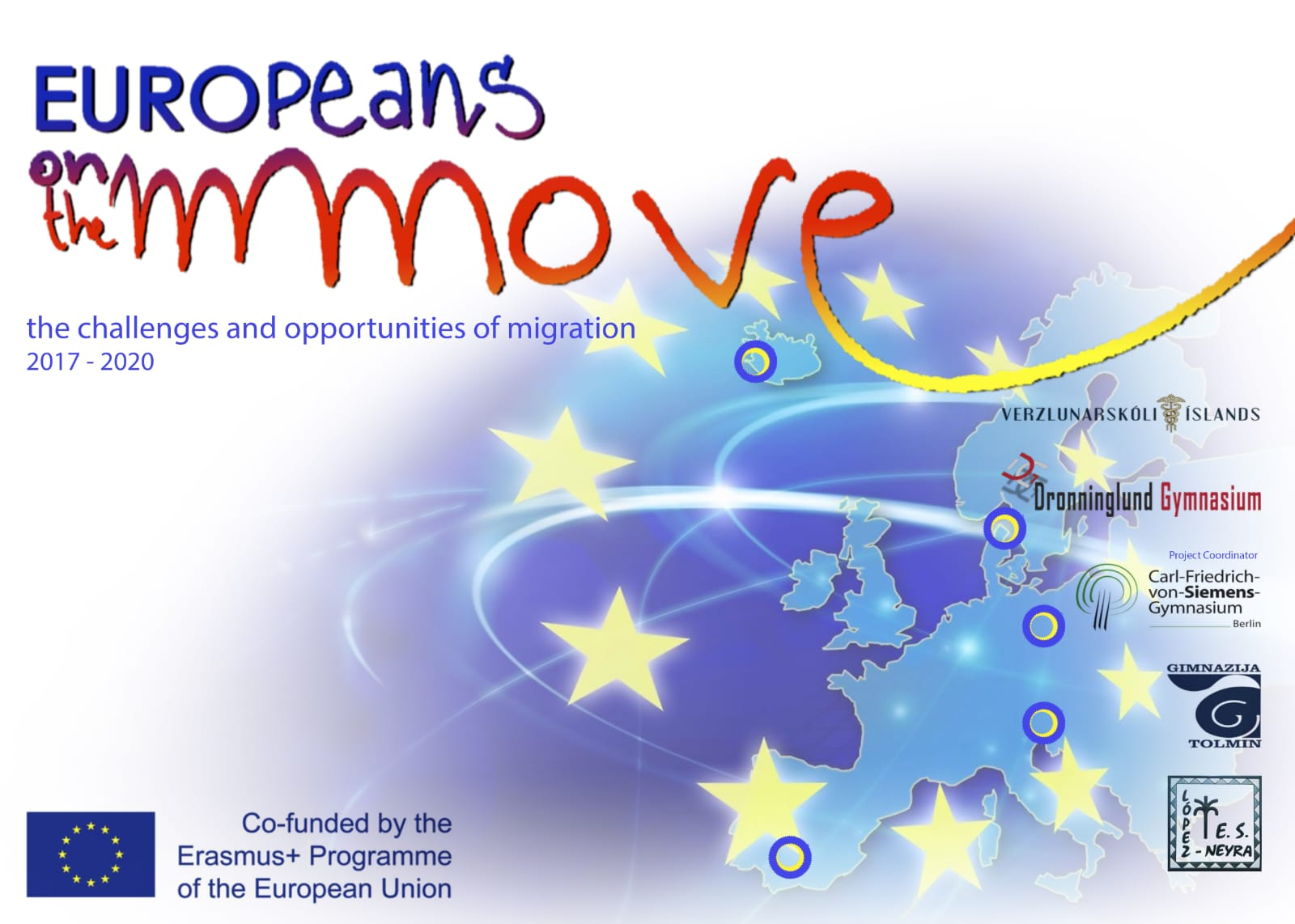EUROPEANS ON THE MOVE