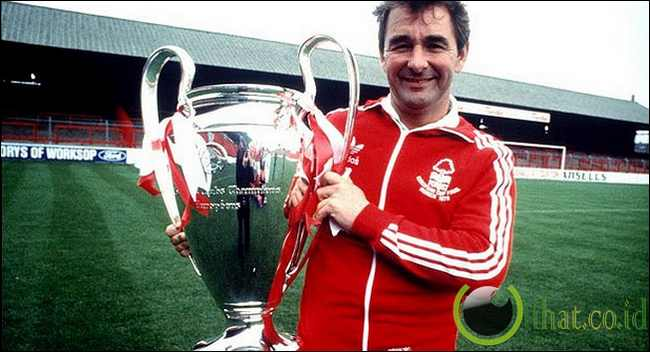 2. Brian Clough - Derby County, Nott. Forest