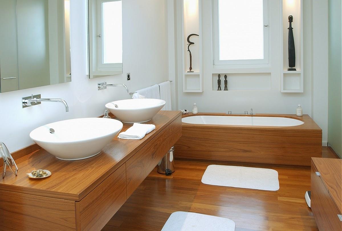 Rénovation salle de bain: mars 2015