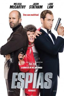 Una espía despistada (2015)