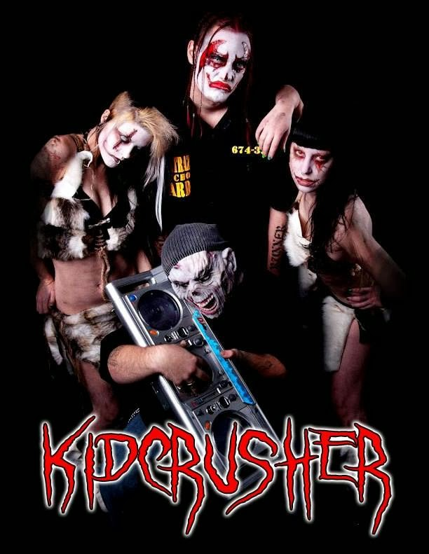 KidCrusher official Interview