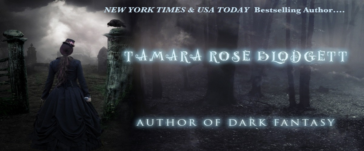 NYT bestselling Author of Dark Fantasy....