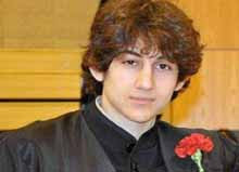 Boston Marathon bombing suspect photo