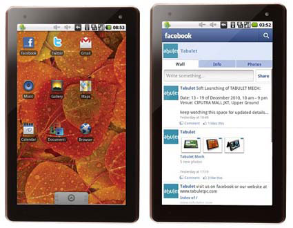 Tablet Android murah 2011