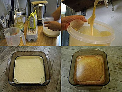 sookie's cornbread and cornbread batter