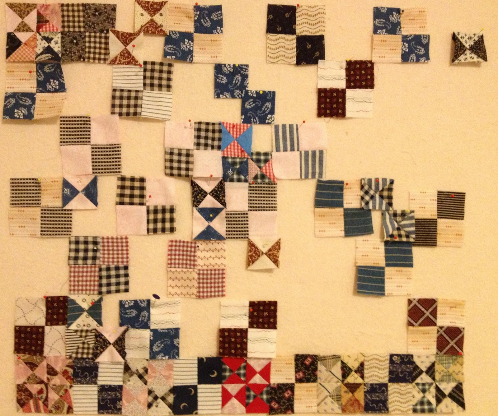 Small Quilts and Doll Quilts: Small Quilts and Redwork Quilts