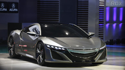 Acura Supercar on 2015 Acura Nsx Coupe Like The Unique Nsx The 2015 Acura Nsx Will Be A