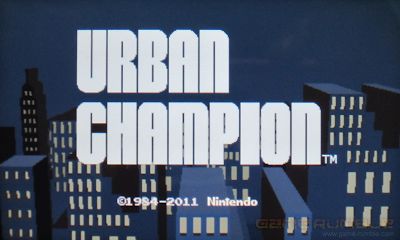 3D Classics Urban Champion
