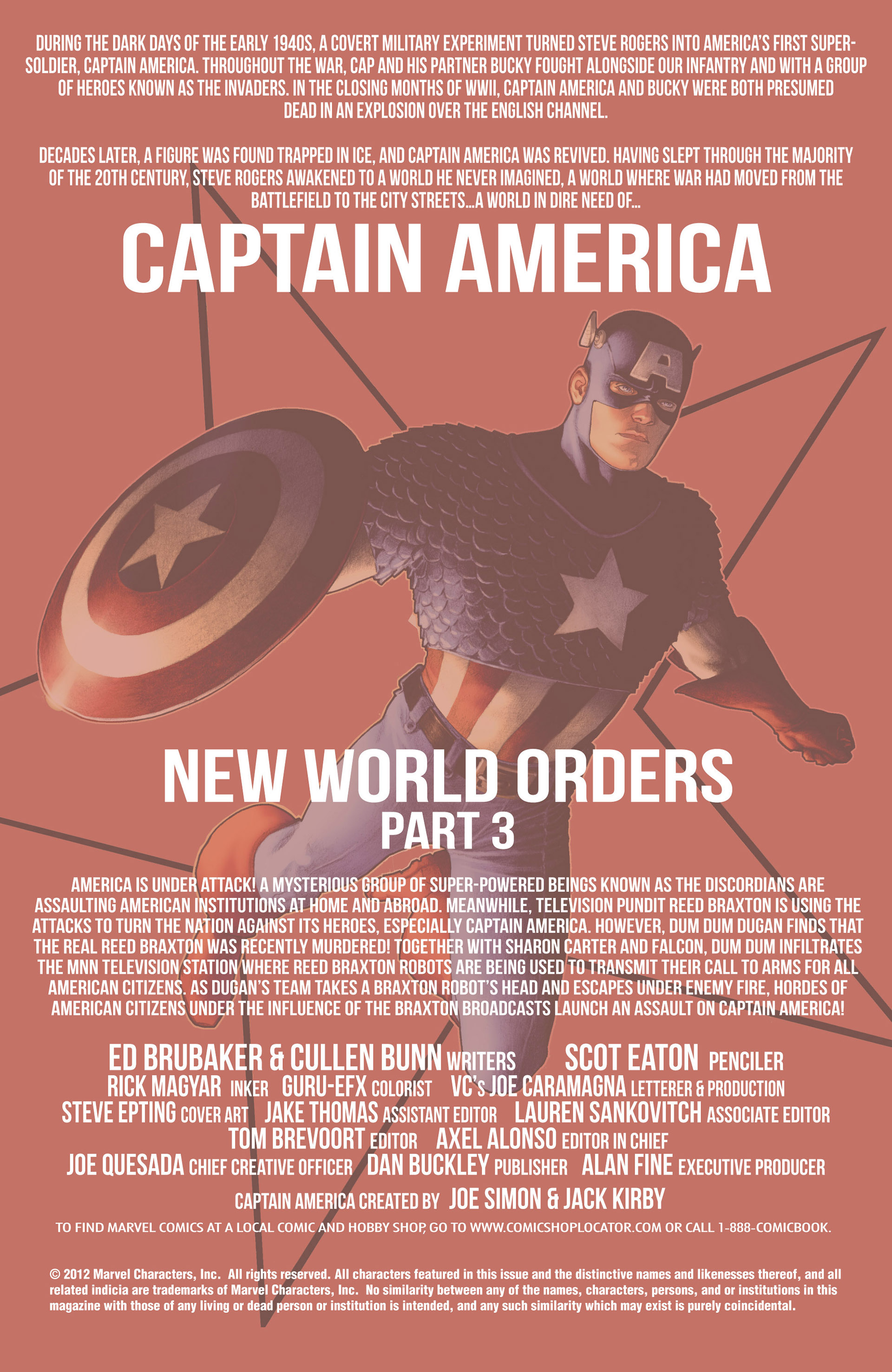 Captain America (2011) Issue #17 #17 - English 2